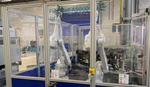 celdas robotizadas adaptadas y transportables