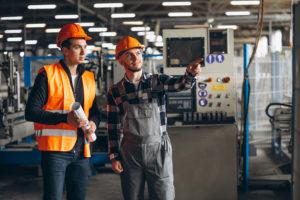 Seguridad en logística y maquinaria industrial