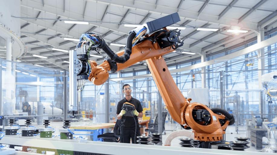 robot flexicell